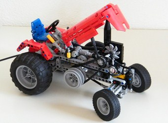 lego technics instructions online