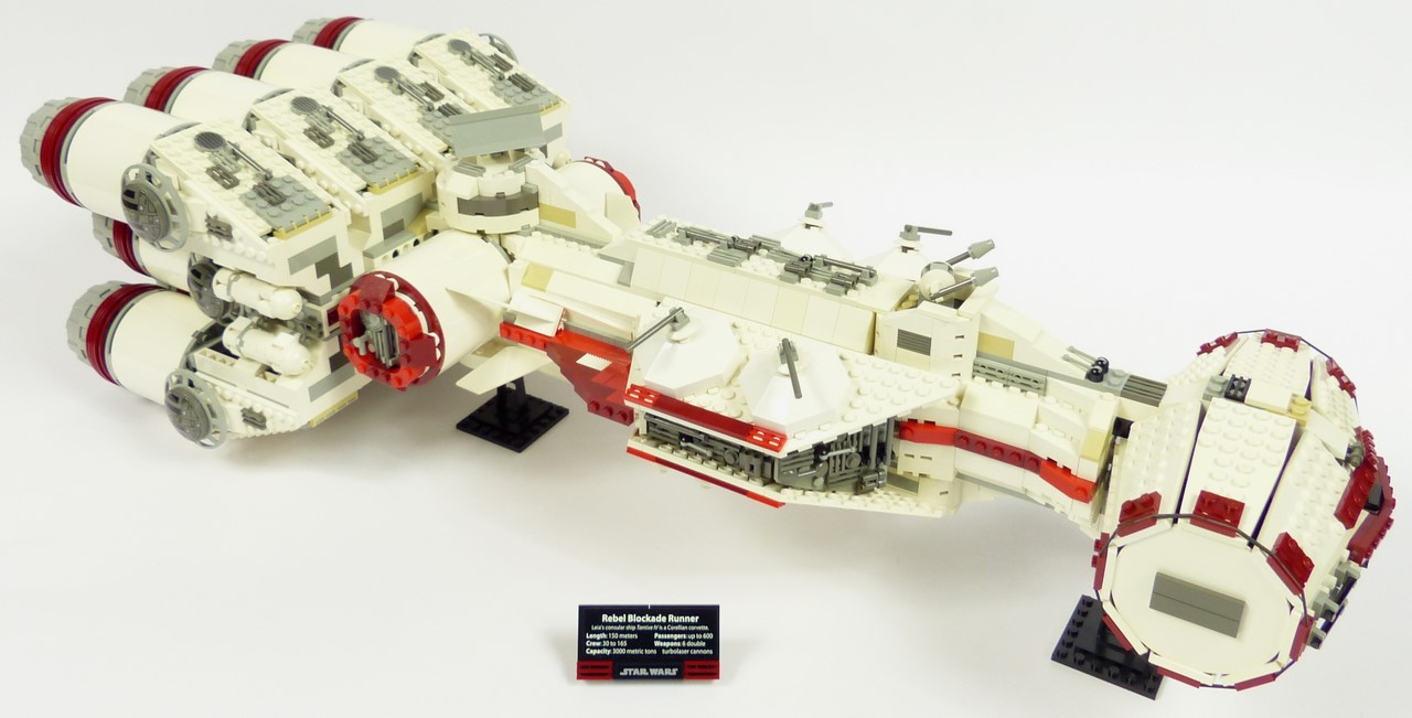Rebel Blockade Runner #10019