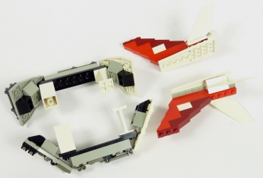 Lego Star Wars UCS 10019 Rebel Blockade Runner
