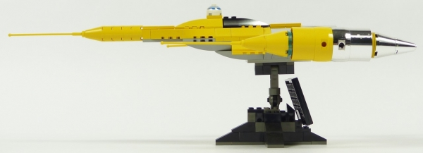 Lego Star Wars UCS 10026 Naboo Starfighter N-1
