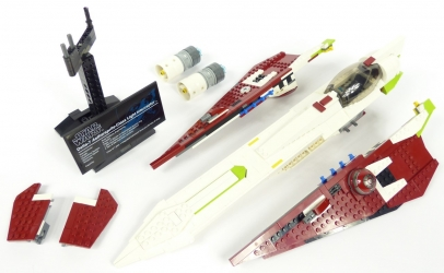 Lego Star Wars UCS 10215 Jedi Starfighter