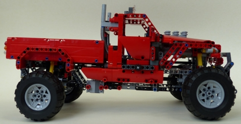 Lego Technic 42029 Pick up