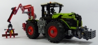 Tracteur agricole Claas Xerion 5000 Trac VC #42054