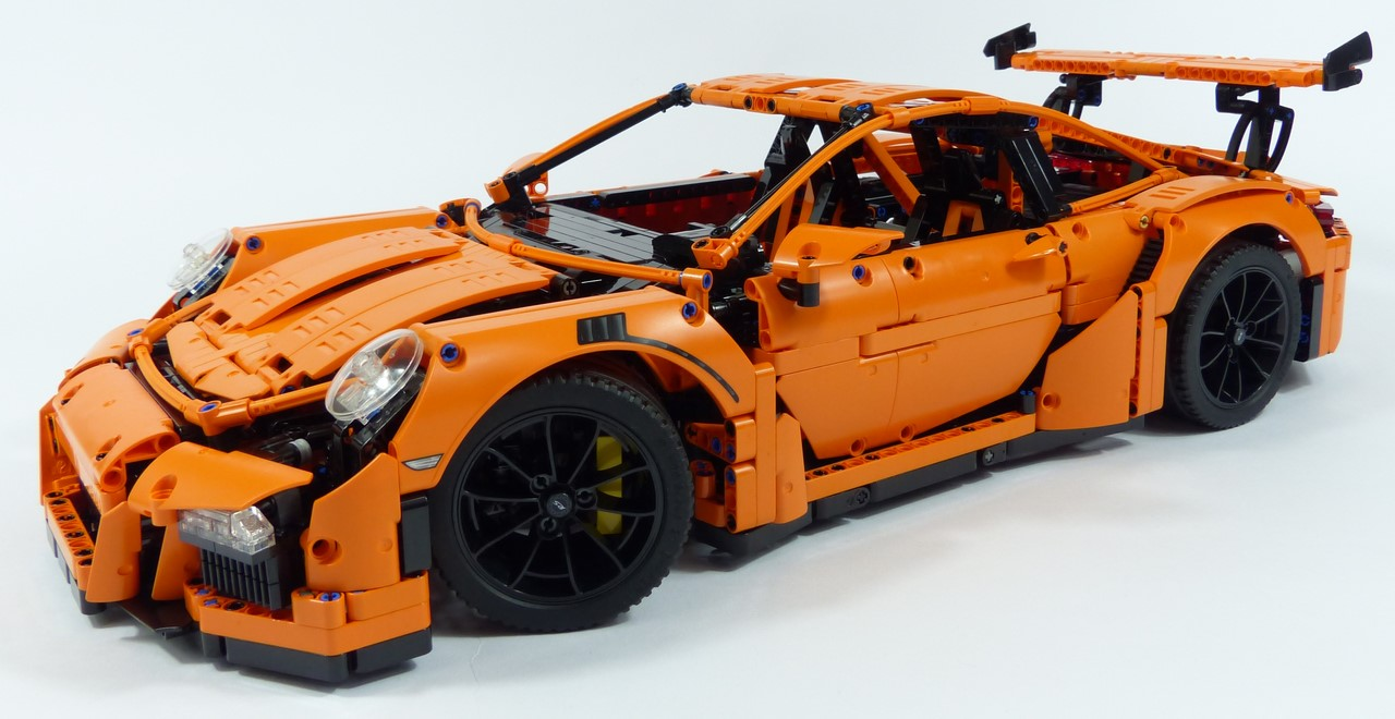 image gallery lego porsche 42056. Black Bedroom Furniture Sets. Home Design Ideas