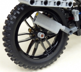 Lego Technic #42063 Moto BMW R 1200 GS Adventure