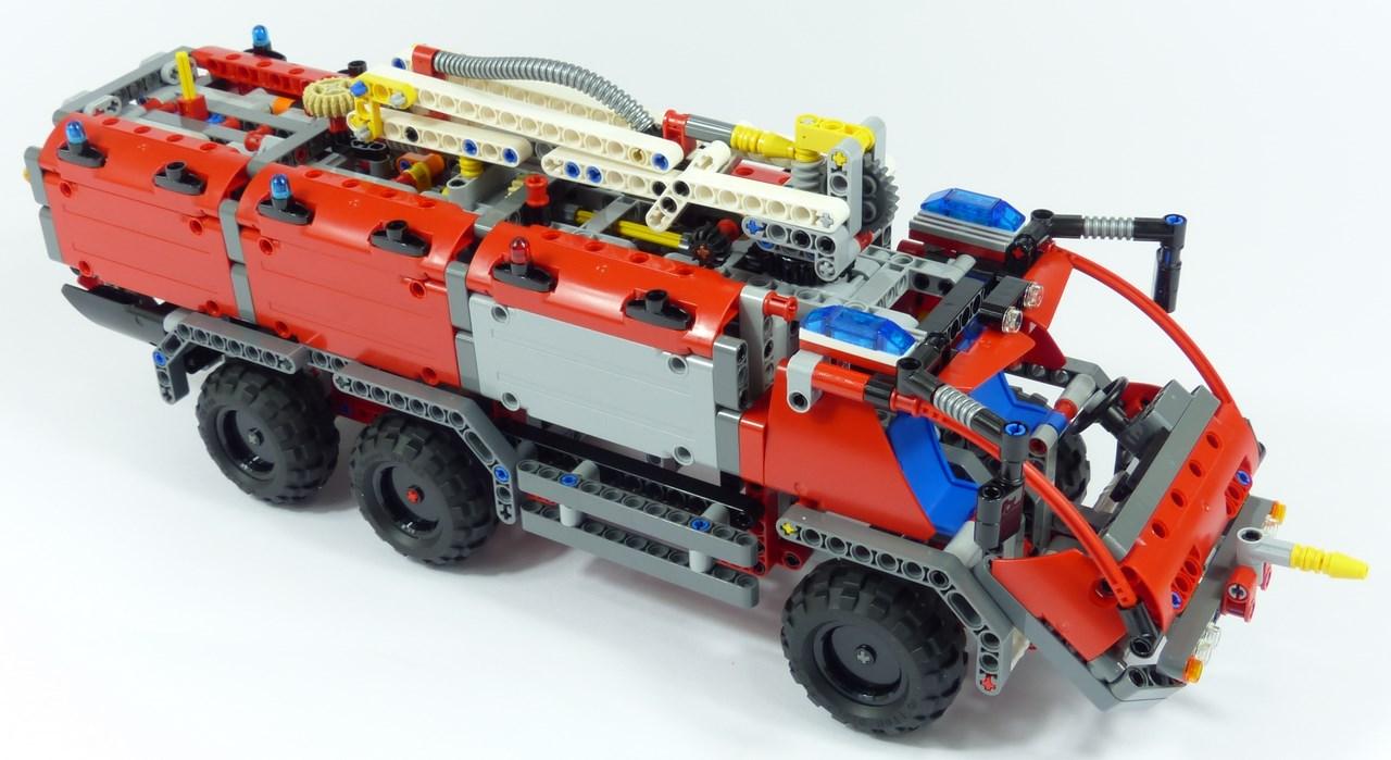 lego technic 8049 instructions
