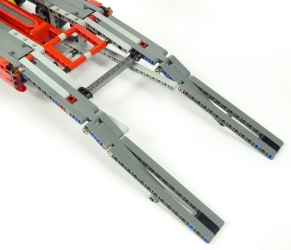 Lego Technic 42096 Transporteur de voitures