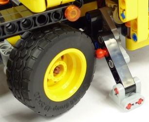 Lego Technic 42108 Grue mobile
