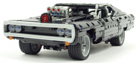 Lego Technic 42111 Fast and Furious Dodge Chargerfender