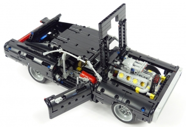 Lego Technic 42111 Fast and Furious Dodge Charger