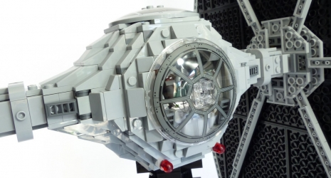 Lego Star Wars UCS 75095 TIE Fighter