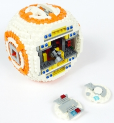 Lego Star Wars UCS 75187 BB-8