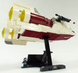 A-Wing Starfighter #75275