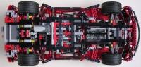 review lego technic 8070 supercar. Black Bedroom Furniture Sets. Home Design Ideas