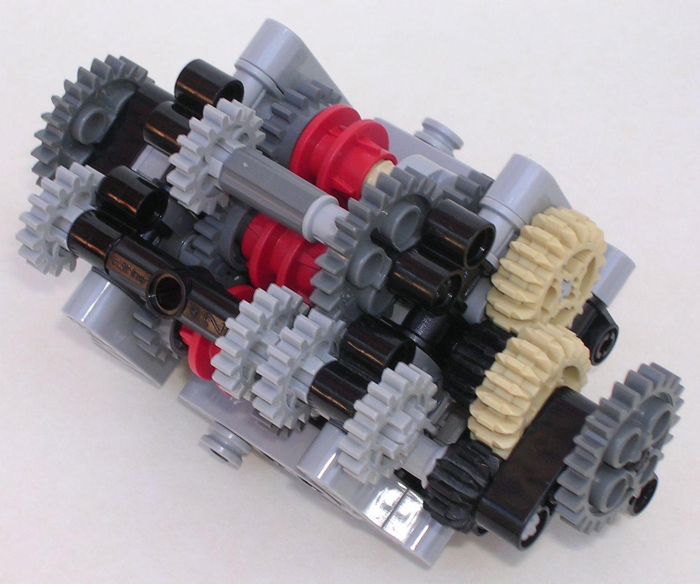 review lego technic nk01 concept car. Black Bedroom Furniture Sets. Home Design Ideas