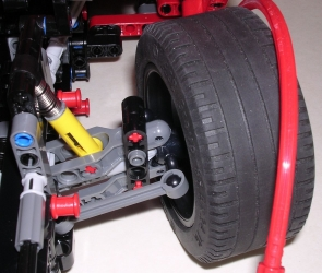 Lego Technic NK01 Concept car