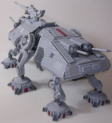 Lego Star Wars UCS ST02 AT-TE