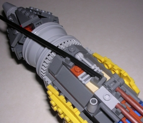 Lego Star Wars UCS ST03 Anakin Skywalker's Podracer