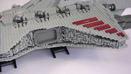Lego Star Wars UCS ST04 Venator Star Destroyer
