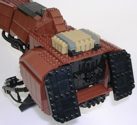 Lego Star Wars UCS ST13 Speeder Bike