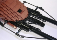 Speeder Bike #ST13