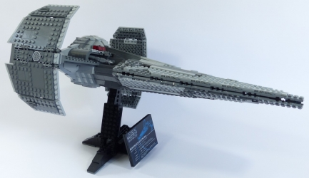 Lego Star Wars UCS ST19 Sith Infiltrator