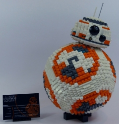 Lego Star Wars UCS ST20 BB-8