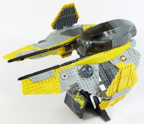 Lego Star Wars UCS ST21 Anakin Skywalker's Jedi Interceptor