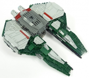 Lego Star Wars UCS ST24 Anakin Skywalker's Jedi Interceptor