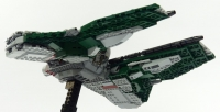 Anakin Skywalker's Jedi Interceptor #ST24
