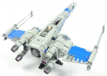 Lego Star Wars UCS ST27 Resistance X-Wing