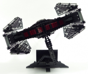 Lego Star Wars UCS ST28 TIE Silencer