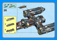 Y-Wing Starfighter #10134