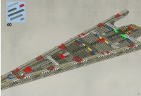Executor Super Star Destroyer #10221