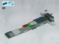 B-Wing Starfighter #10227