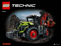 Tracteur Claas Xerion 5000 Trac VC #42054