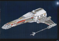 X-Wing Starfighter #7191