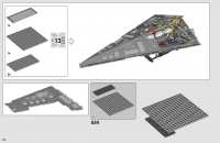 Imperial Star Destroyer #75252