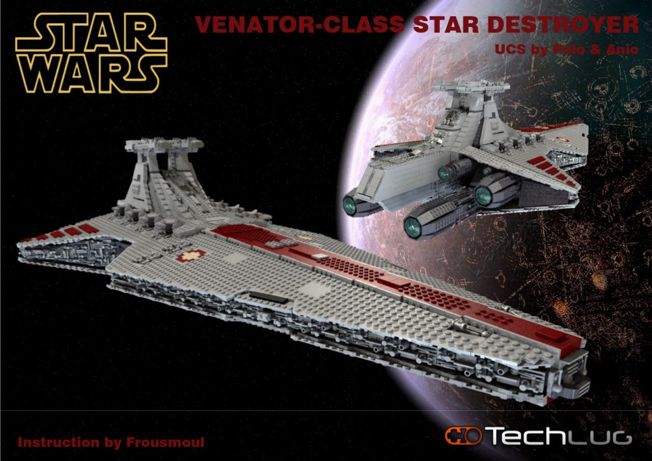 Venator Class Republic Attack Cruiser Page 10 Lego Star Wars