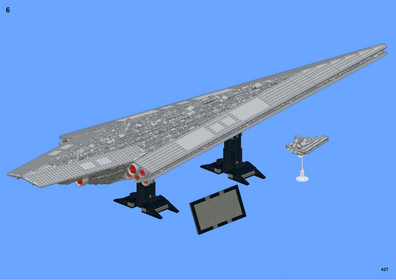 super star destroyer instructions
