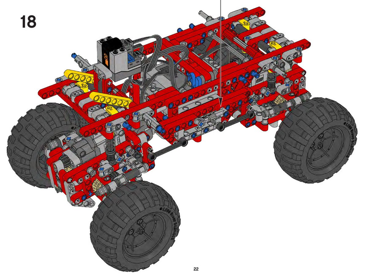 lego technic 9398 instructions