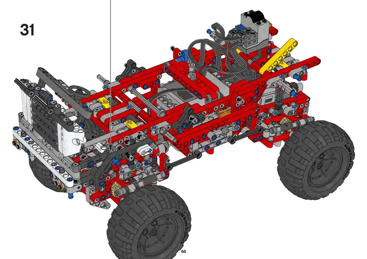 lego technic 9398 instructions